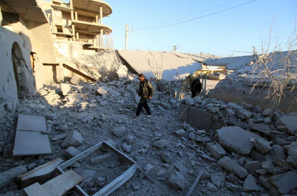 Syrian Rebels to Attend Astana Talks