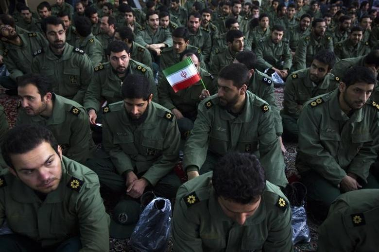 Iran's 'Revolutionary Guard'…a Terror Group?!