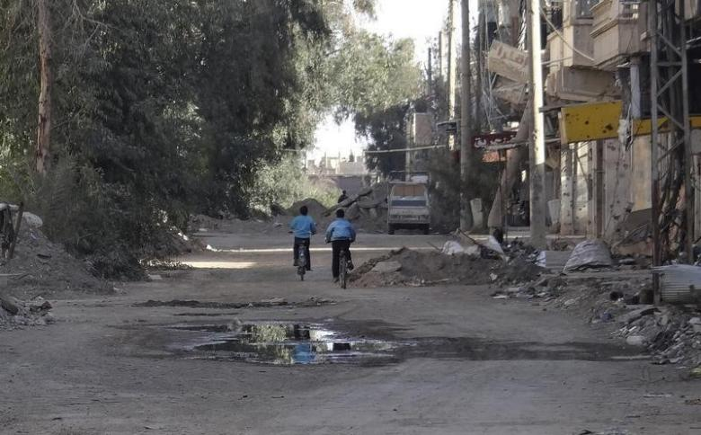 ISIS Launches Offensive against Syria's Deir al-Zor City