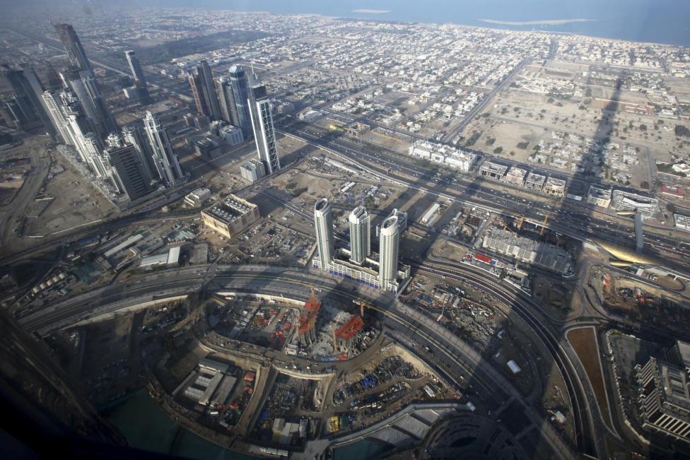 Sheikh Mohammed Unveils Dubai Harbour