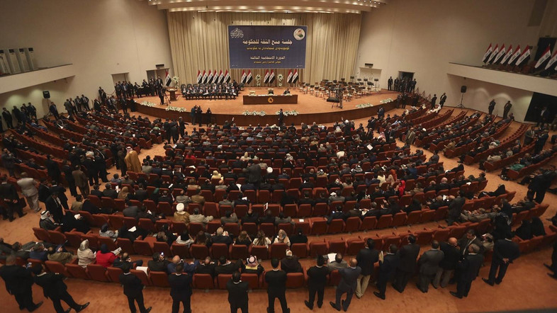 Iraqi Parliament Appoints Defense, Interior Ministers