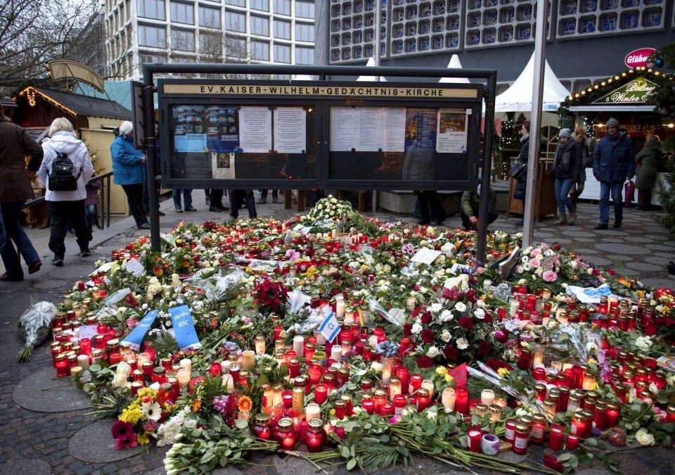 Berlin Warns from Terrorist Chemical Attacks