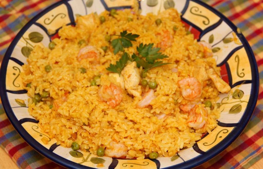Arab's influence on Spanish Cuisine