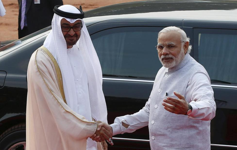 Crown Prince of Abu Dhabi: Turning Strategic Agreements with India into Action