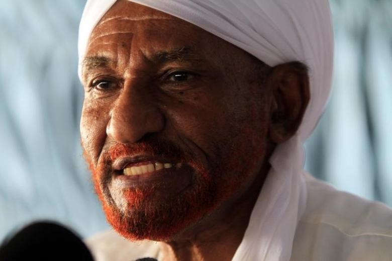 CIA: Sadeq al-Mahdi Policies Detached Sudan from the West