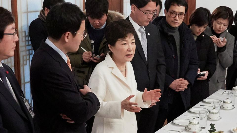 Denmark Arrests Daughter of South Korean Leader's Friend