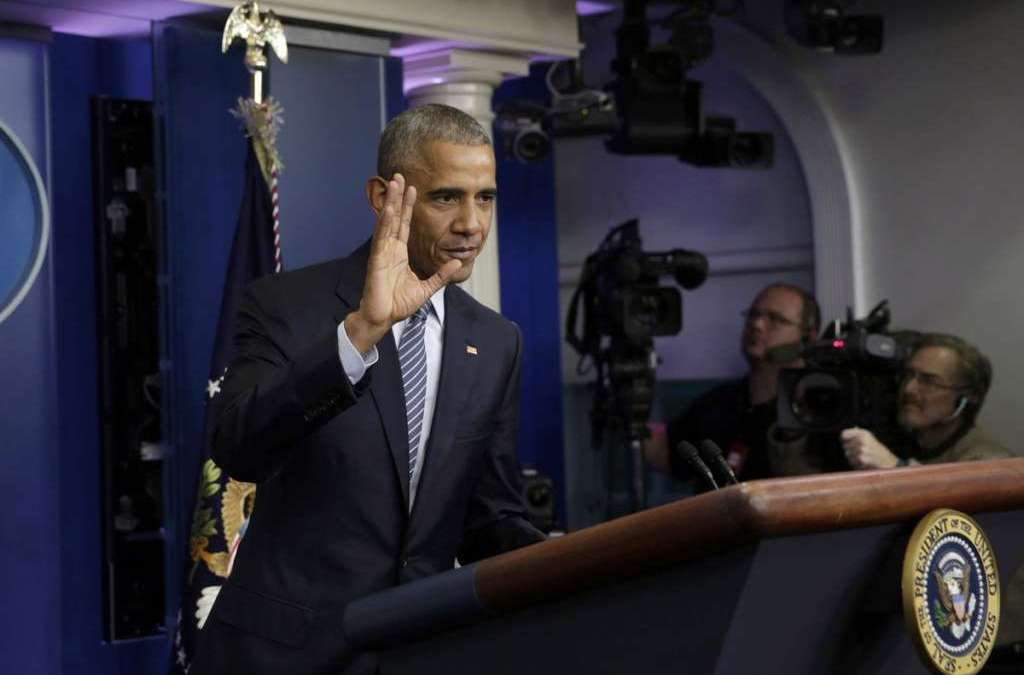 Obama to Deliver Farewell Speech in Chicago