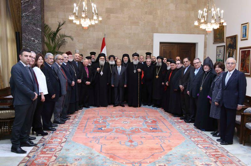 Lebanon: Ball in Aoun's Court to Solve Electoral Law Issue