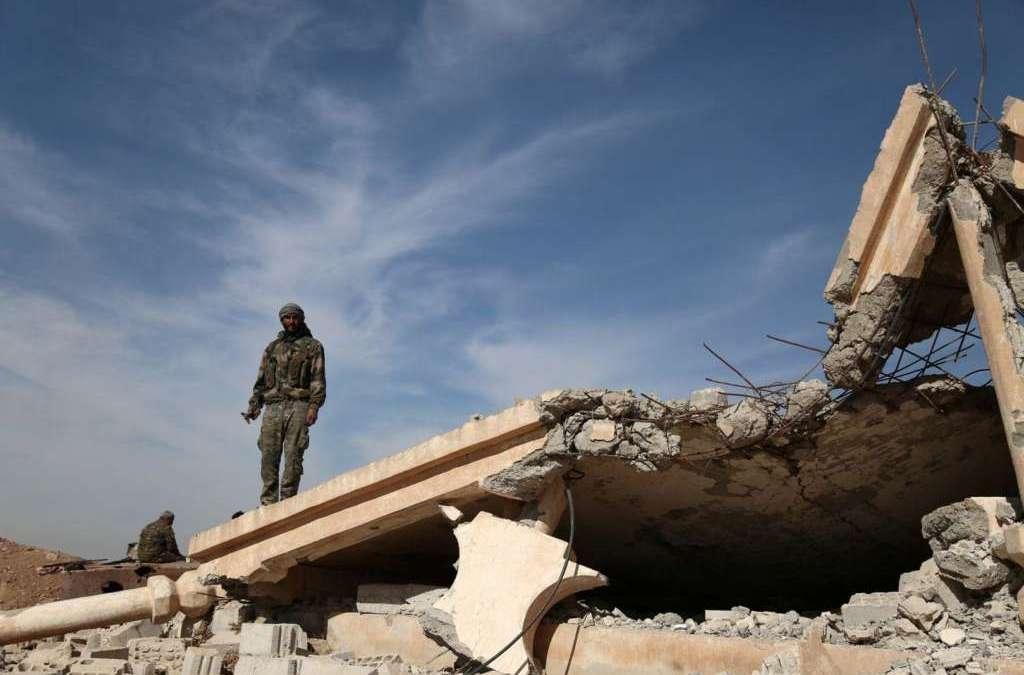 ISIS Mass Exodus from Raqqa to Deir Ezzor