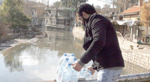 UN Considers Depriving People in Damascus of Water a War Crime