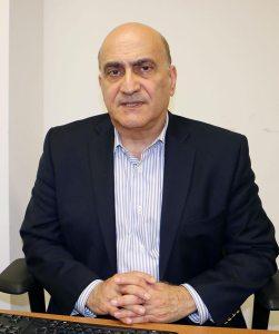 Trump's Adviser Walid Phares. AP