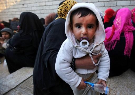 West Mosul Healthcare Worsens