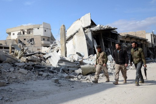 Al-Bab Liberation Ruins Kurdish Dream of Federal State