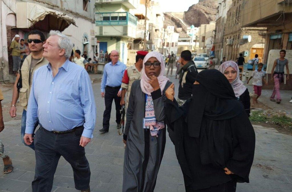 Yemen: UN Promises to Reinforce Activity in Aden