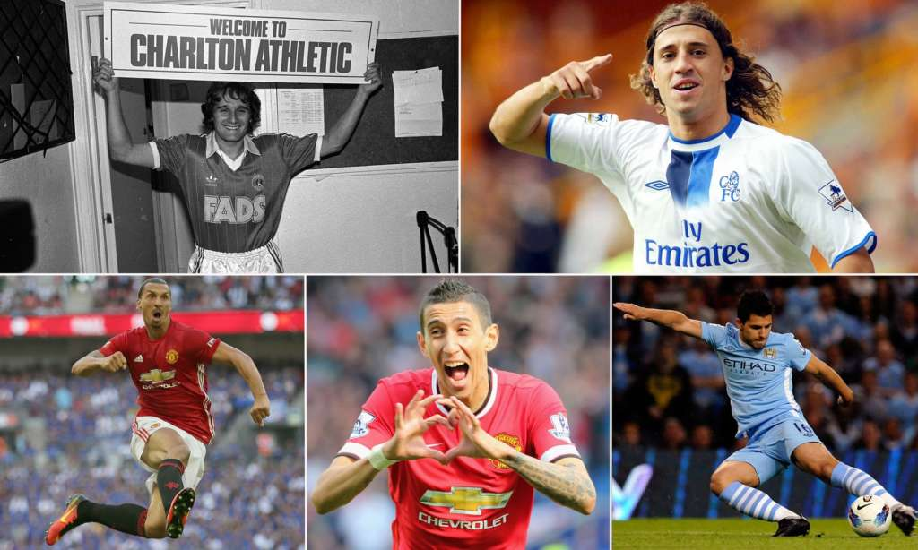 English Football's Overseas Arrivals Who Began with a Gabriel Jesus-Style Bang