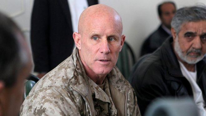 Vice Admiral Robert Harward Turns Down National Security Adviser Job