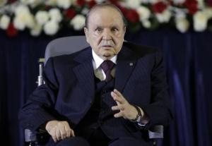 President Abdelaziz Bouteflika REUTERS/Louafi Larbi