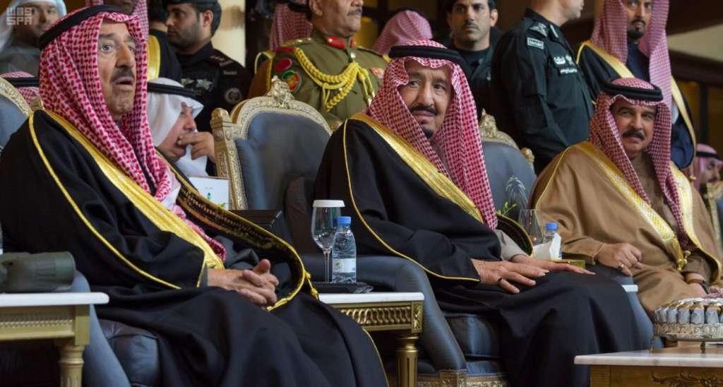 Bahraini King Praises Saudi Janadriyah Cultural Festival