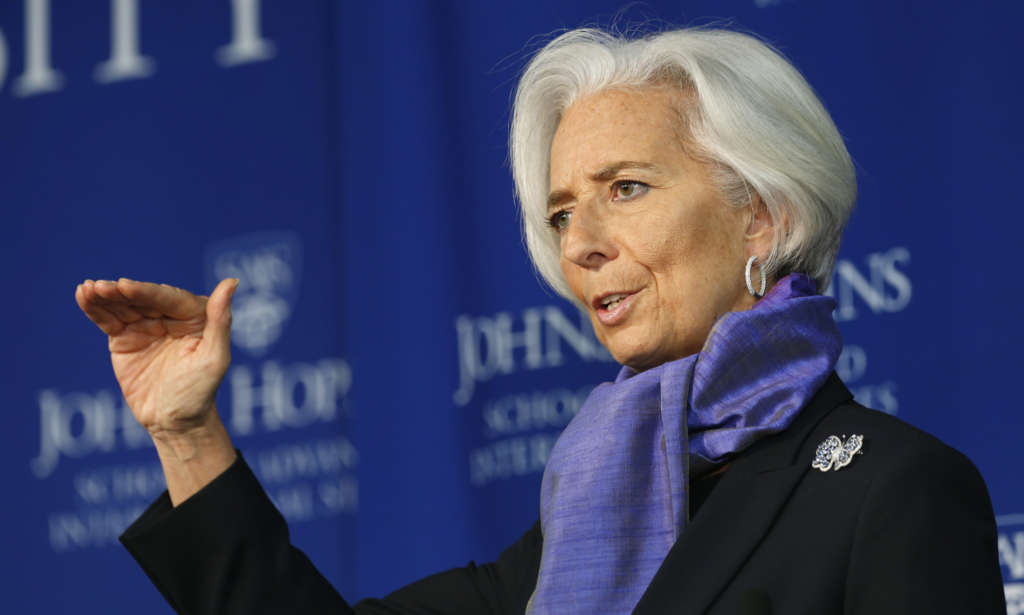 IMF: 'Low Oil Prices Affect Global Growth'