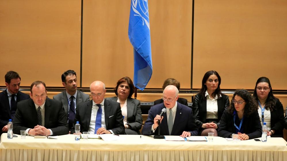 Geneva 4: Procedural Matters Dominate Talks as Regime, Opposition Delegations Agree to Sit Together