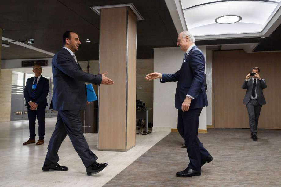 Geneva: Intra-Syrian Talks Likely to be Suspended Friday, Resume on March 20