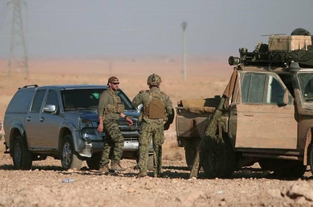 Jordan Hits ISIS In Syria