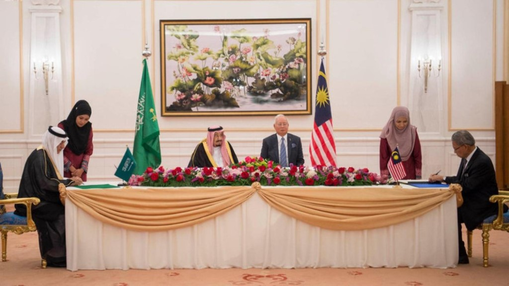 King Salman: Looking forward for a Quantum Leap in relations with Malaysia