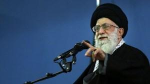 Iran's Supreme Leader Ayatollah Ali Khamenei (AFP)
