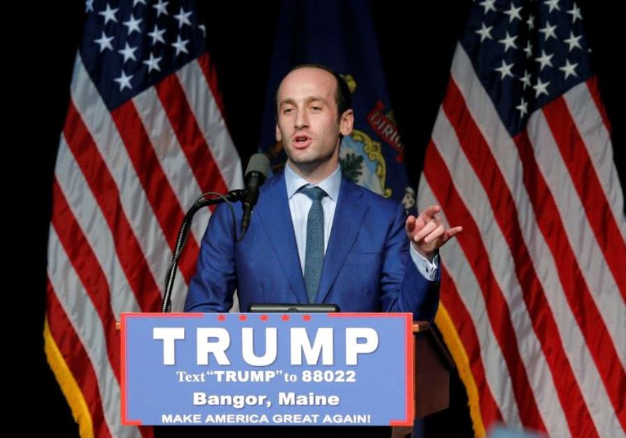 Stephen Miller…Key Engineer for Trump's 'America first' Agenda