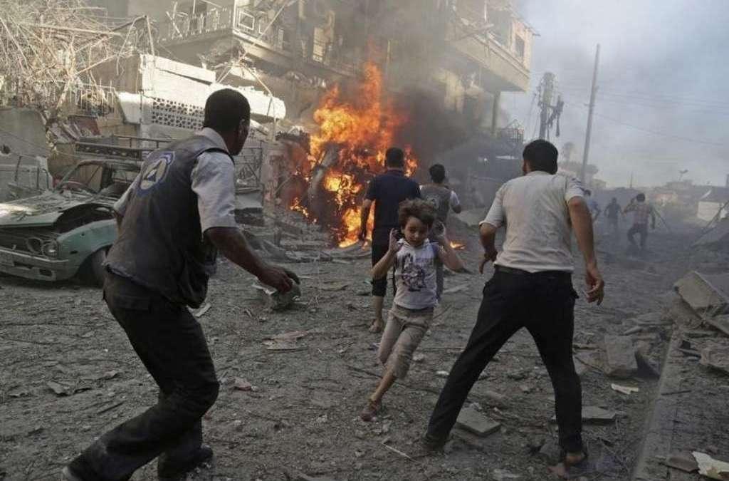 New U.N. Team to Look into Syria War Crimes