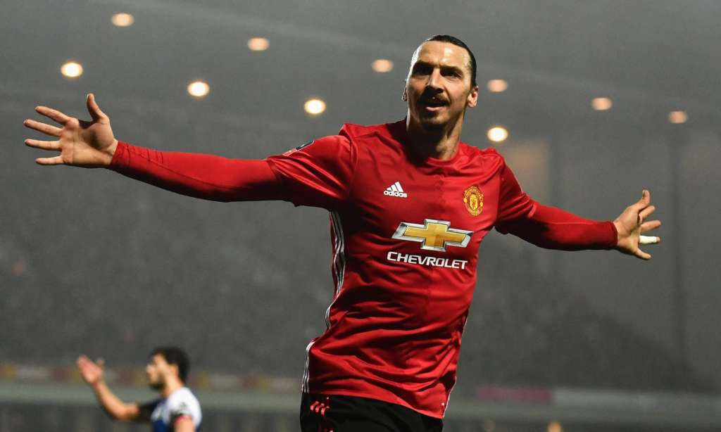 How Manchester United Became the Zlatan Ibrahimovic Show