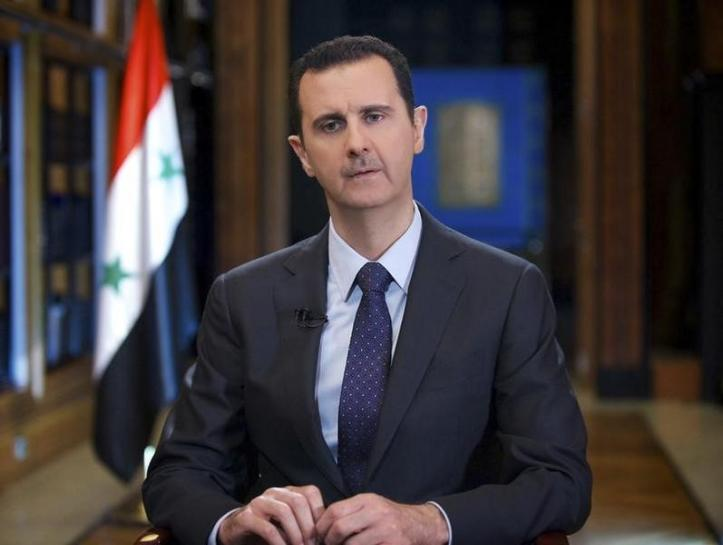 Assad Living his Alternative Reality