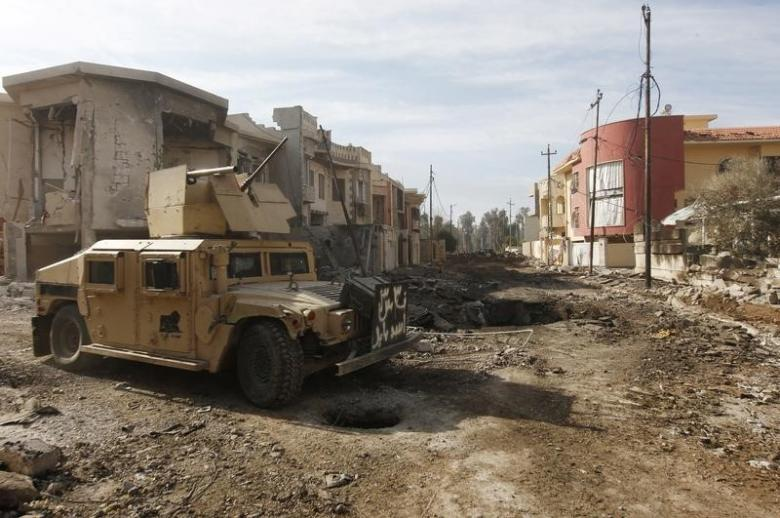 U.S. Coalition: ISIS command Center Destroyed in Mosul