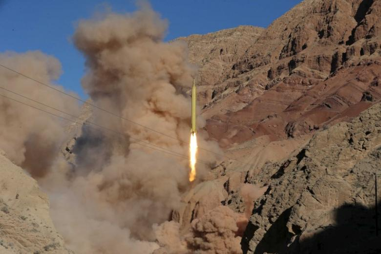 """Iran Vows Threatens """"Roaring Missiles,""""  Challenges U.S. Sanctions"""