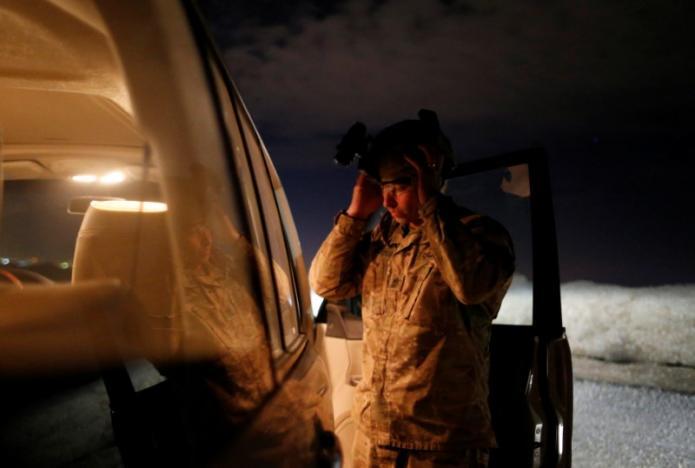 Preparations for Alleyways Combat in West Mosul
