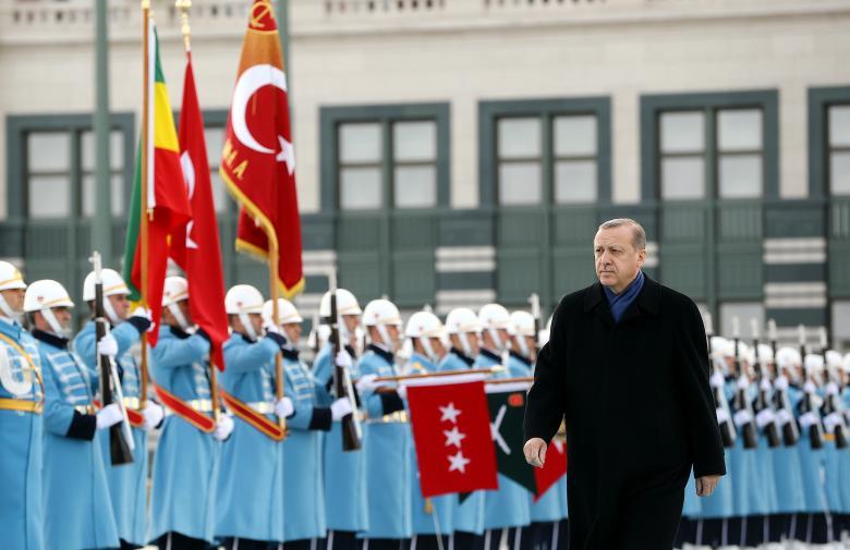 Erdogan: We will Stay Until Liberation of Raqqa, Establishment of Safe Zones