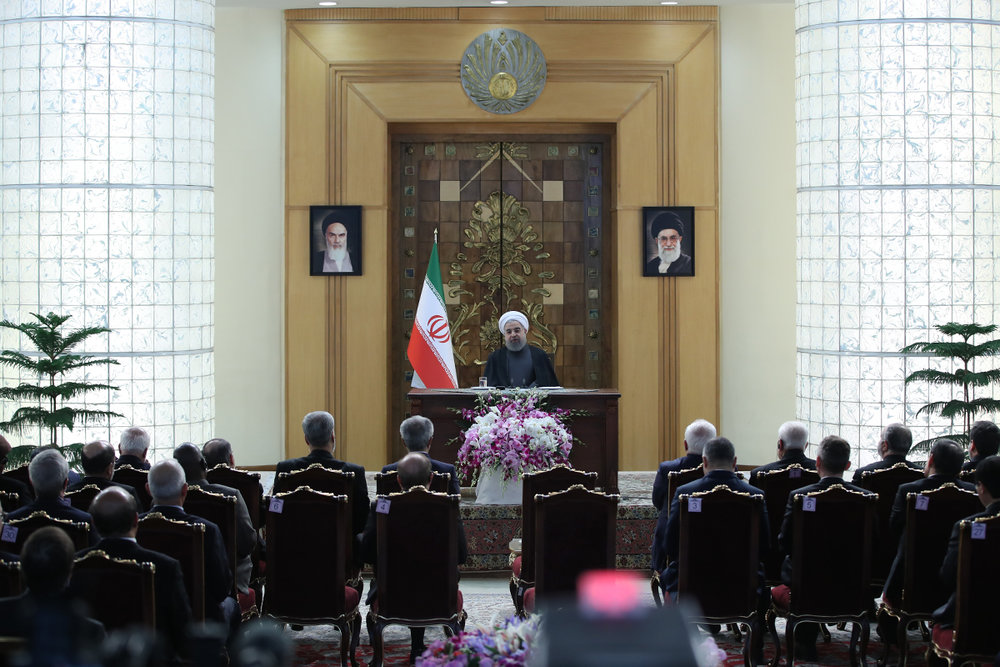 Tehran: U.S. Sanctions Aim at Inciting Iranians against Regime