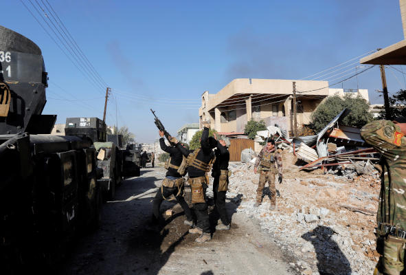 East Mosul Residents Face Uncertain Future after its Liberation