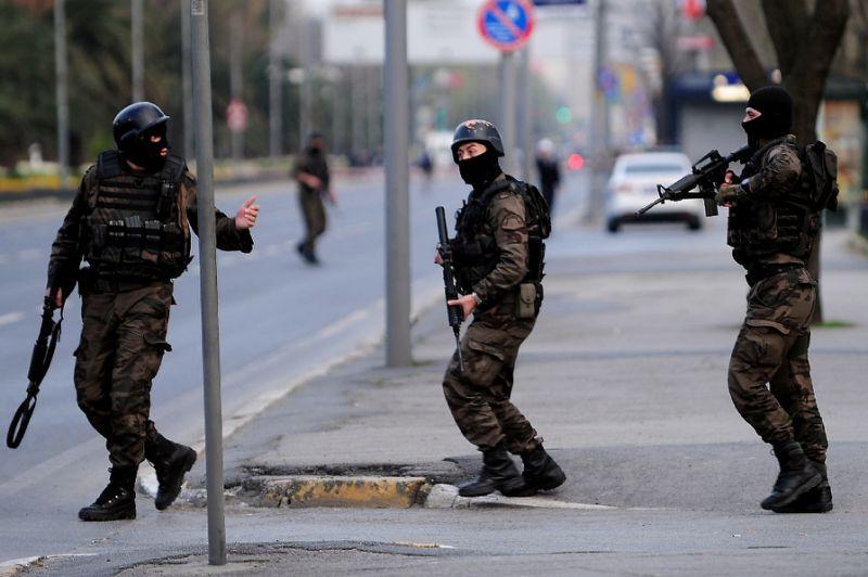Turkey Detains 4 ISIS Suspects Planning 'Sensational' Attack