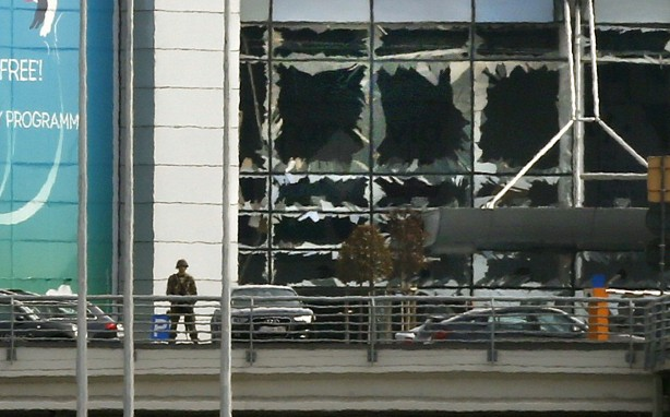 Belgium Investigates Aborted Cyber Attack That Followed 2016 Airport Bombing