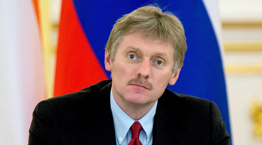 Kremlin not Disappointed by Development of U.S.-Russia Ties