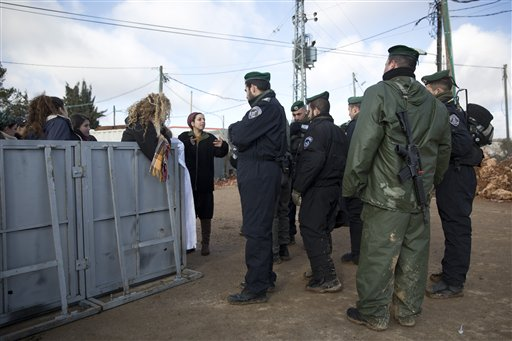 Israel Begins Evacuation of West Bank Outpost, Authorizes 3,000 Settler Homes