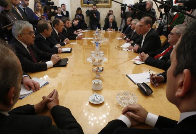 Syria, Russia Back to the Midpoint!