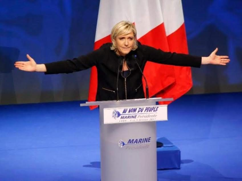 Marine Le Pen's Aide Charged in 'Fake Jobs' Scandal