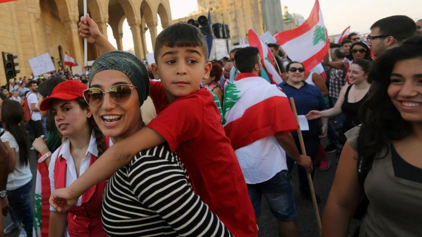 Lebanese Women Call for 30 percent Quota in Parliamentary Seats