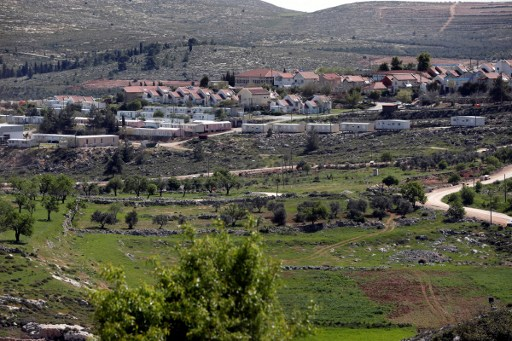 US Cautions Israel on 'Unrestrained' Settlement Building