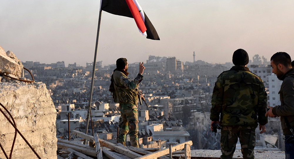 EU Imposes Sanctions on Four Syrian Soldiers for Use of Chemical Weapons