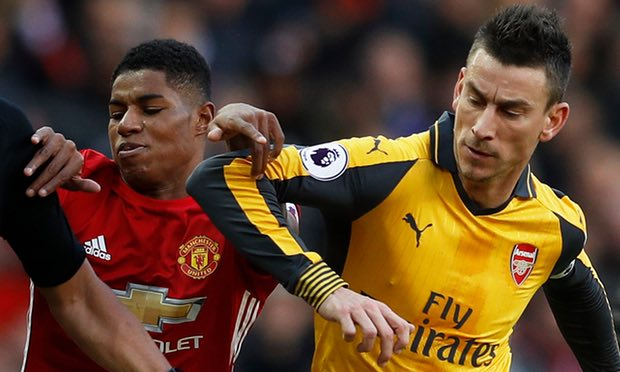 Arsenal and Manchester United Likely to Be Crowded Out by the Top Four