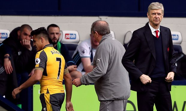 Arsenal Require Major Surgery whether Arsène Wenger Stays or Goes