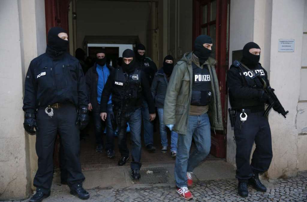 German Police Detain Terror Suspect Wanted by Bahrain
